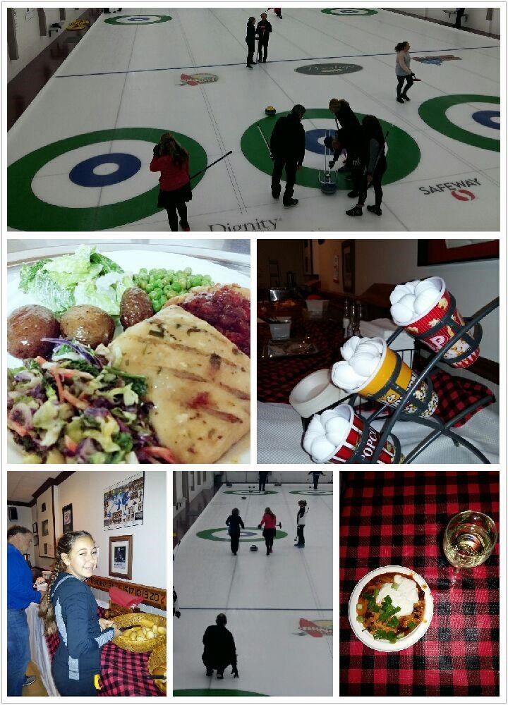 Mixed Bonspiel
