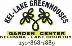 Kel-Lake Greenhouse logo